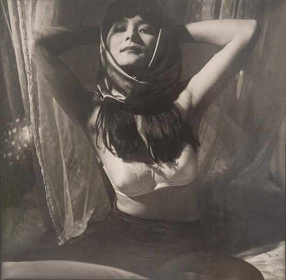 Miss C, 1994, Zhang Haier
